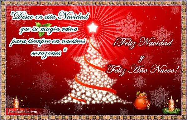 Frases y dedicatorias de a o nuevo 2013 frases de - Dedicatorias para navidad y ano nuevo ...
