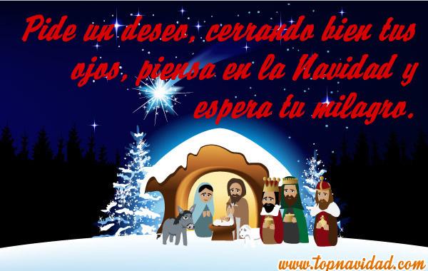 frases de navidad para pedir un deseo