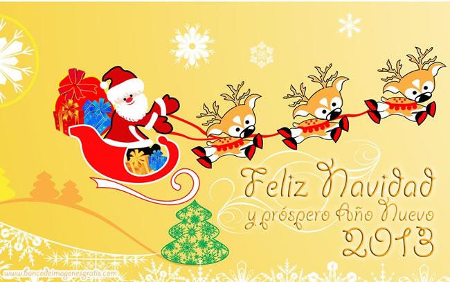 Imagenes de navidad con Frase Gratis