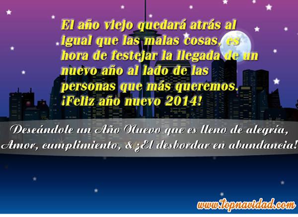 imagenes con frases año nuevo 2014