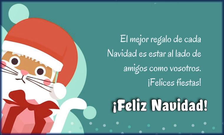 mensajes de feliz navidad gratis