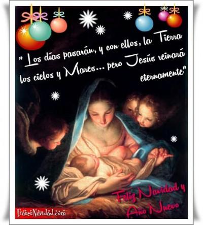 tarjetas y postales de navidad eterna 2013
