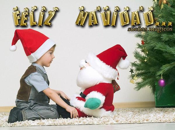 navidad para compartir con los amigos