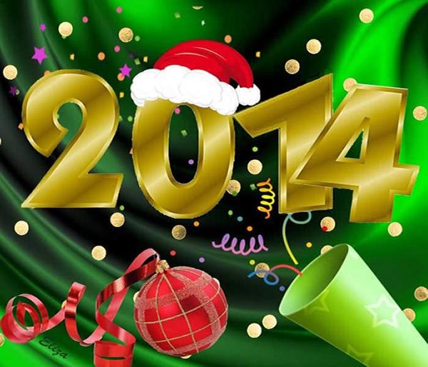 postales de fin de año para compartir con facebook,