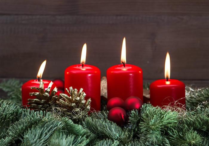 postales de ilumina tu navidad