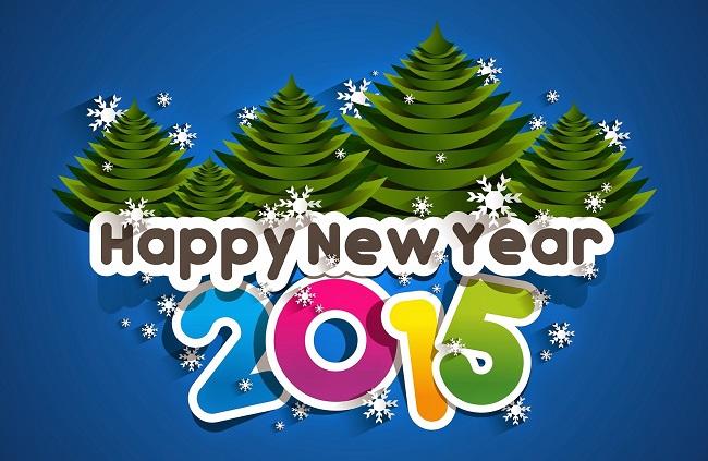tarjetas de año nuevo para dedicar en este fin de año